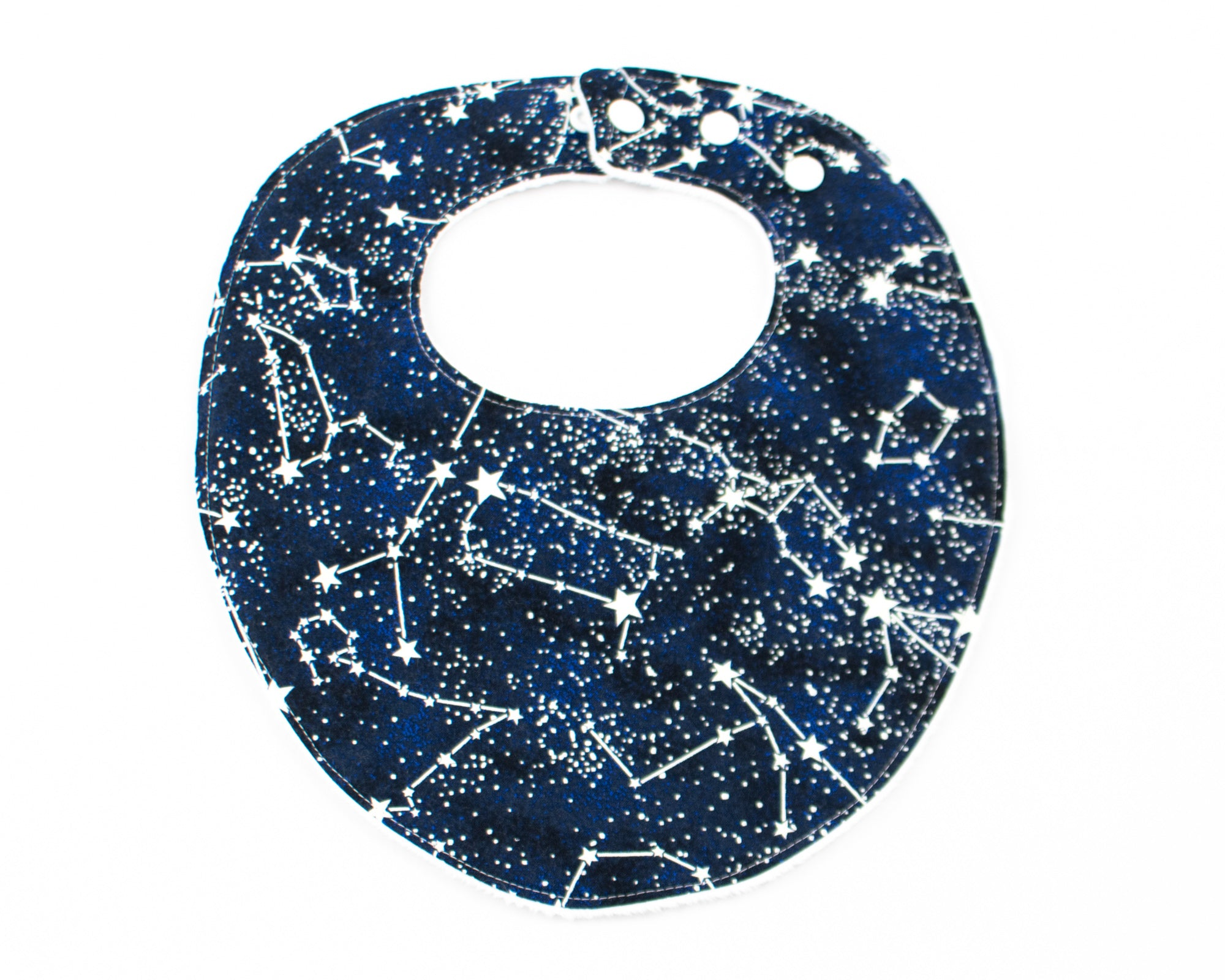 Glow in the Dark Constellations Bib