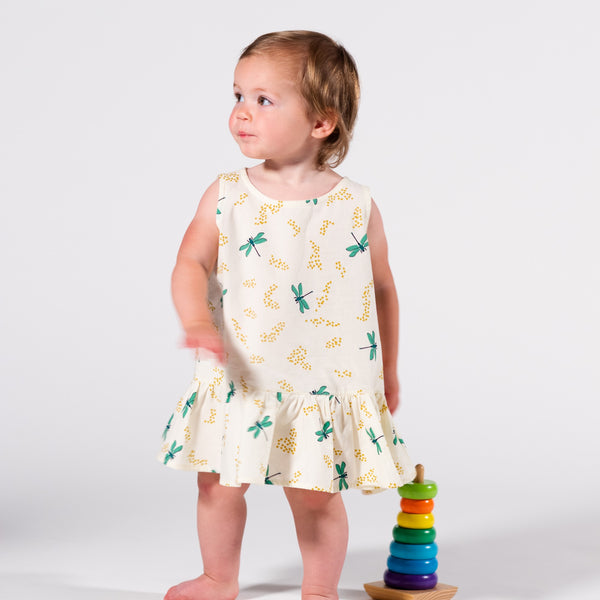 Dragonfly Playdate Dress