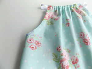 Vintage Floral Summer Breeze Top