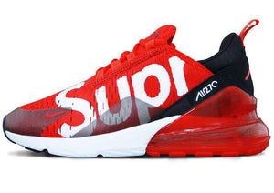 to buy super cheap save up to 80% Nike Air Max 270 Supreme Flyknit Red
