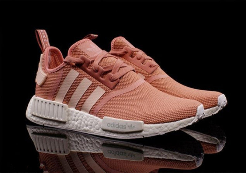 d85ccdfe6fc2 Adidas NMD RUNNER PK PINK WHITE FOR WOMEN – Footwear Shop KSA