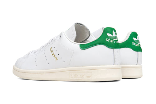 adidas Originals Stan Smith - Women's - White/Green/Gold