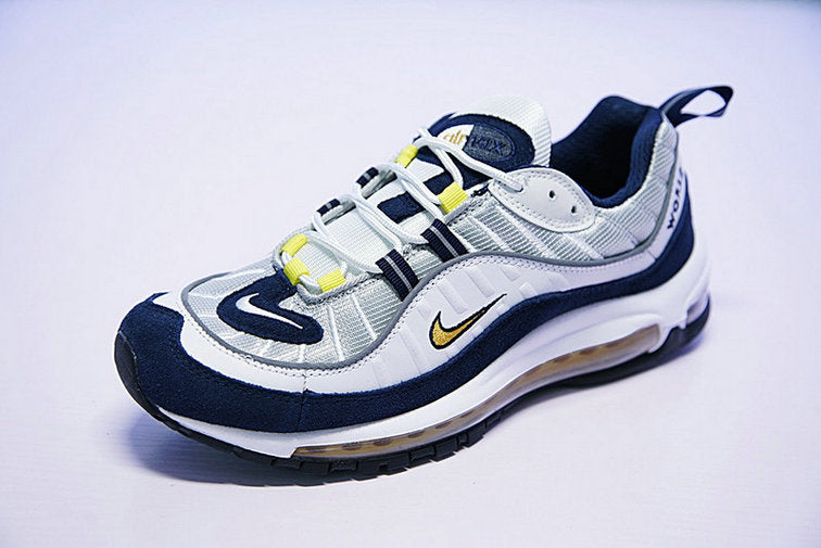 best service dbd7a ae4d5 Nike Air Max OG 98 Gundam Wolf Grey Tour Yellow