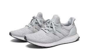 Adidas Ultra Boost All White Gray