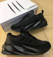 Adidas Shark All Black