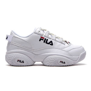 FILA CONCOURS LOW 96 White New
