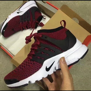 competitive price 0db2d 52d78 Nike Air Presto Flyknit Ultra Red Black