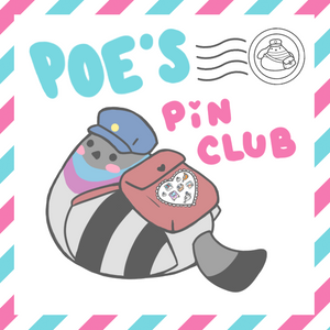 Poe's Pin Club and some updates