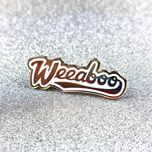 Weeaboo Pin - Flea Circus Designs