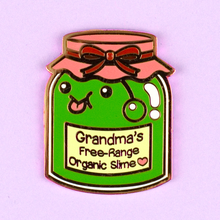 Slime Jar Pin - Flea Circus Designs