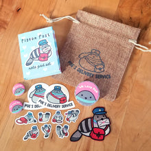 Poe Goodie Bag - Flea Circus Designs