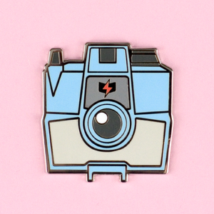 Vintage Cameras - Imperial Mark XII Pin - Flea Circus Designs