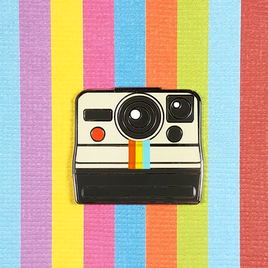 Vintage Cameras - Polaroid Land Camera 1000 Pin - Flea Circus Designs