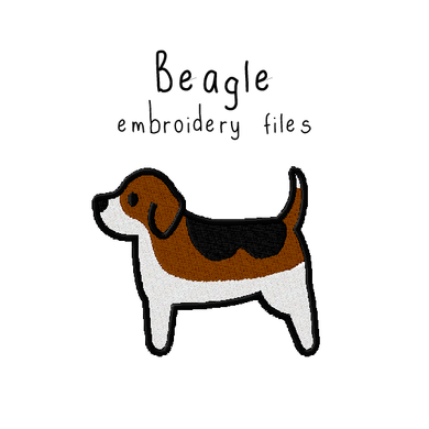 Beagle - Flea Circus Designs