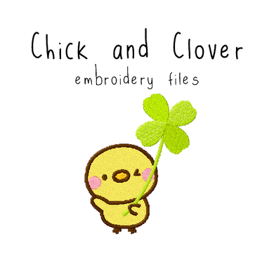 Chick and Clover - Flea Circus Designs