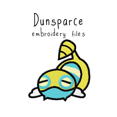 Dunsparce - Flea Circus Designs
