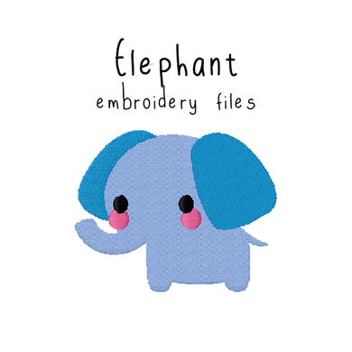 Elephant - Flea Circus Designs