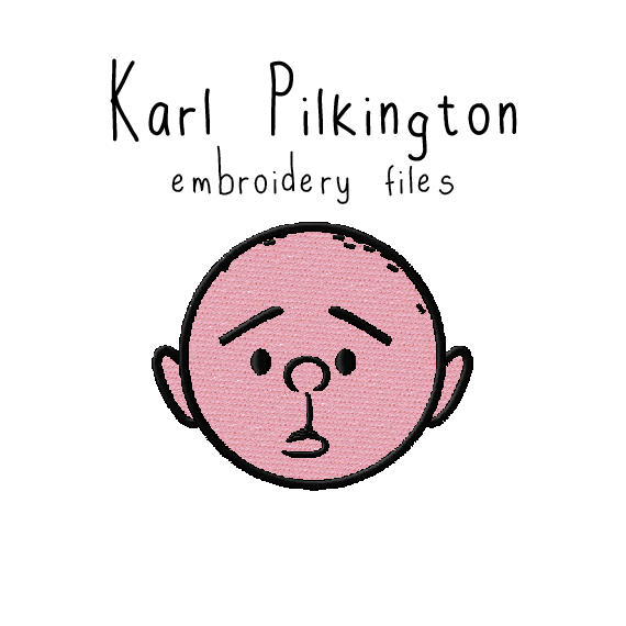 Karl Pilkington - Flea Circus Designs