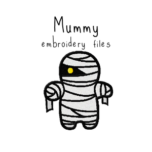 Mummy - Flea Circus Designs