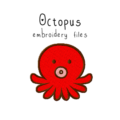 Octopus - Flea Circus Designs