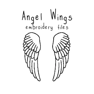 Angel Wings - Flea Circus Designs