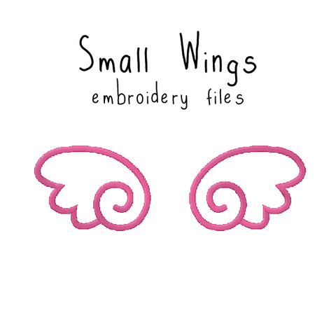 Small Wings - Flea Circus Designs
