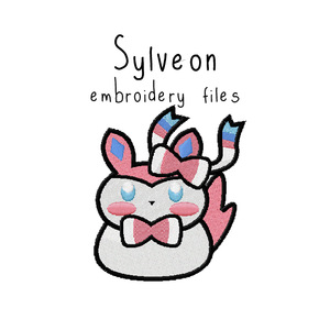 Sylveon - Flea Circus Designs