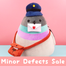 MINOR DEFECT SALE Big Poe Plushie