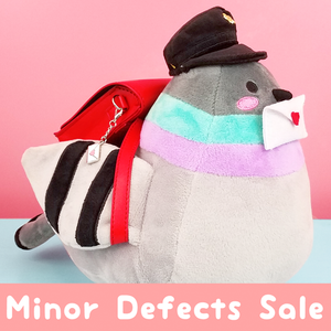 MINOR DEFECT SALE Schoolboy Poe Plushie