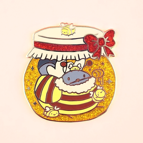 Pin Club Release! 2019/09 - Honey Poe