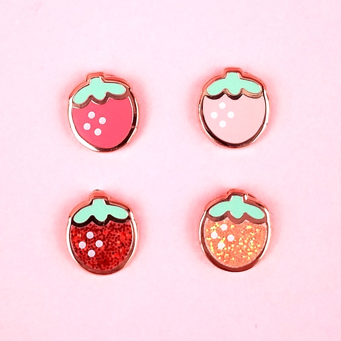 Strawberry Board Filler Pins