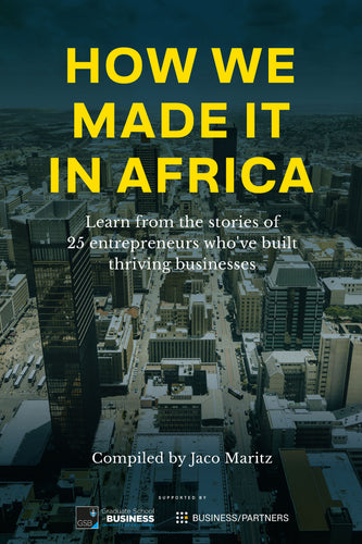 How we made it in Africa (Paperback)