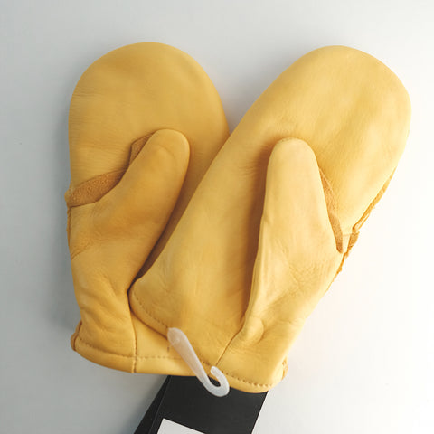 Leather Insulated Mittens - Women's – J-bar Gear Co