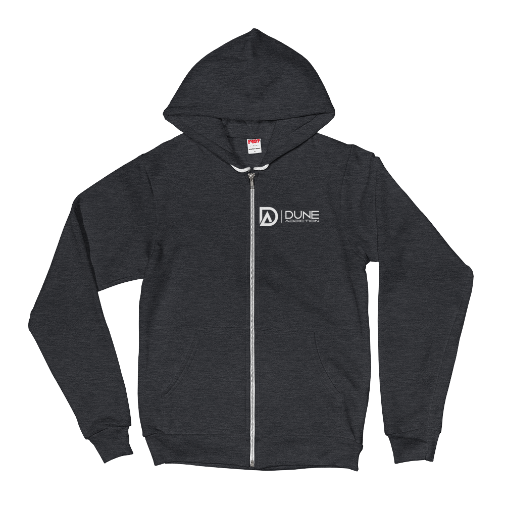 Dune Addiction Zip Up Hoodie