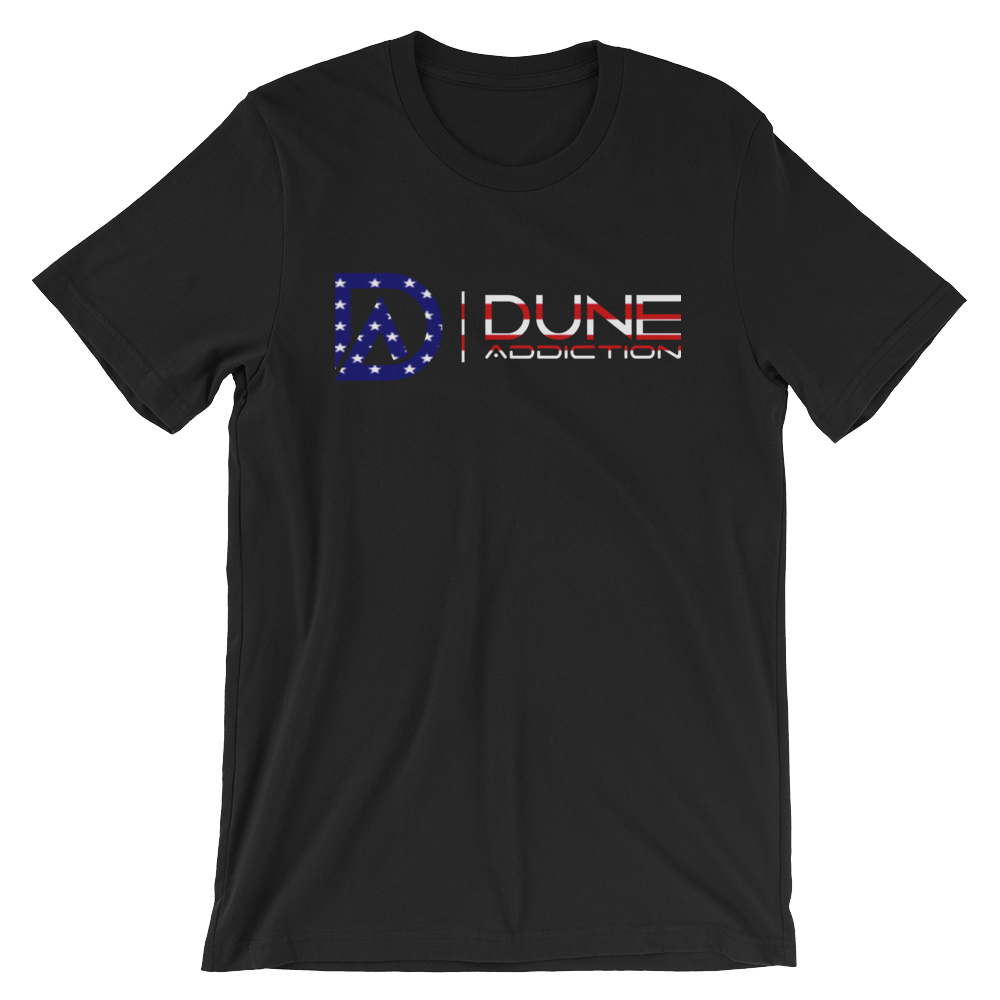 American Flag Dune Addiction Shirt