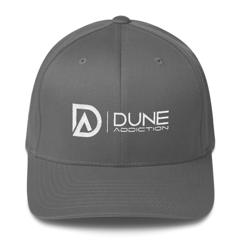 Flexfit Dune Addiction Hat (White)