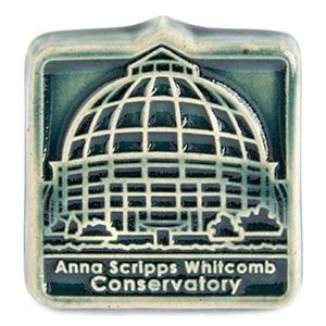 Pewabic Tile - Anna Scripps Whitcomb Conservatory
