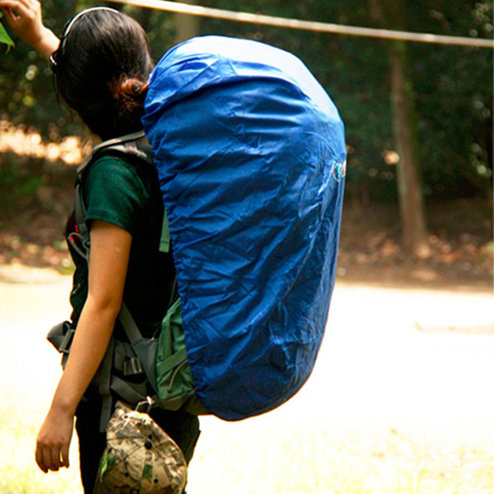 Bag to protect your back pack when it rains