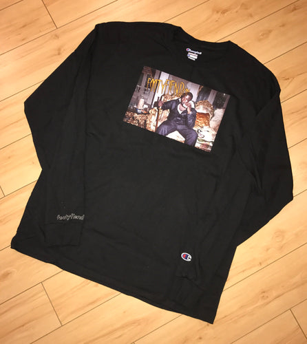 GUCCI fiend long sleeve tee