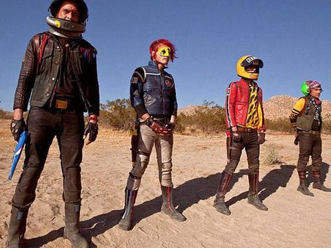 My Chemical Romance Killjoys Danger Days