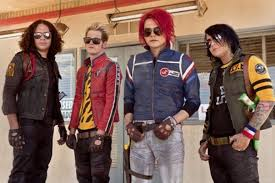 My Chemical Romance Danger Days Fabulous Killjoys