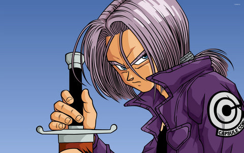 Trunks_wallpaper_capsule_corp_jacket