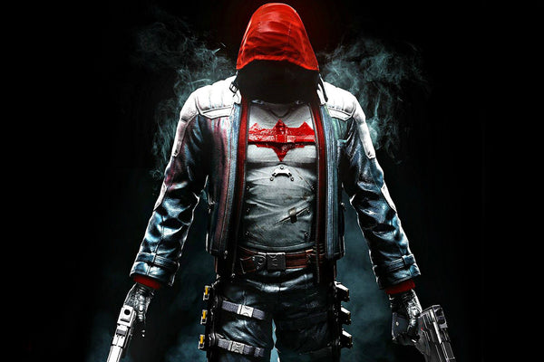 Batman Arkham Knight Video Game Buy Red Hood Jacket