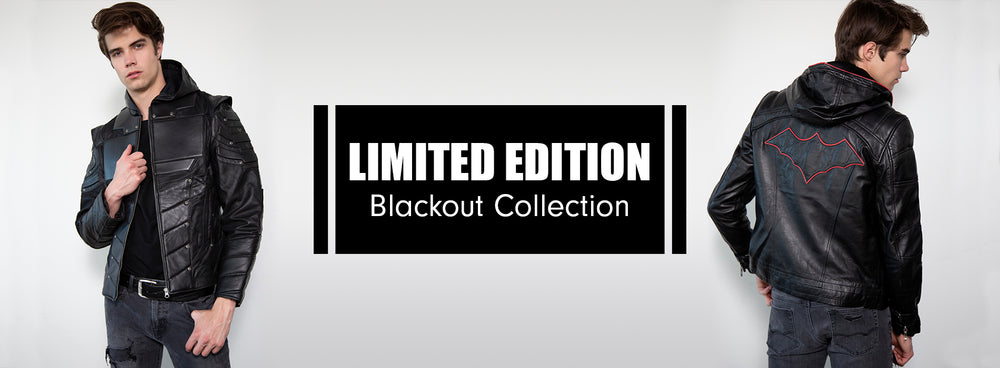 Limited Edition Blackout Collection