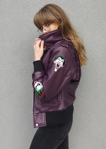 Buy Womens Joker Jacket Luca Designs