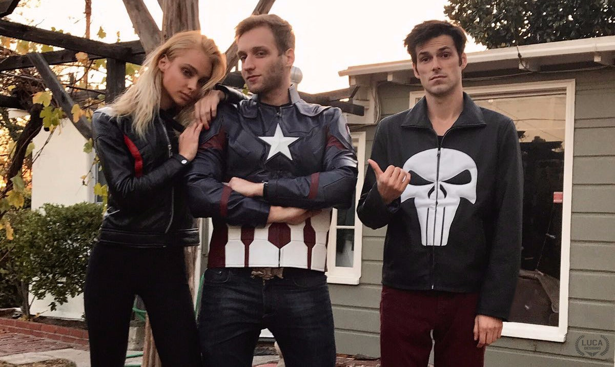 The Captain America Jacket