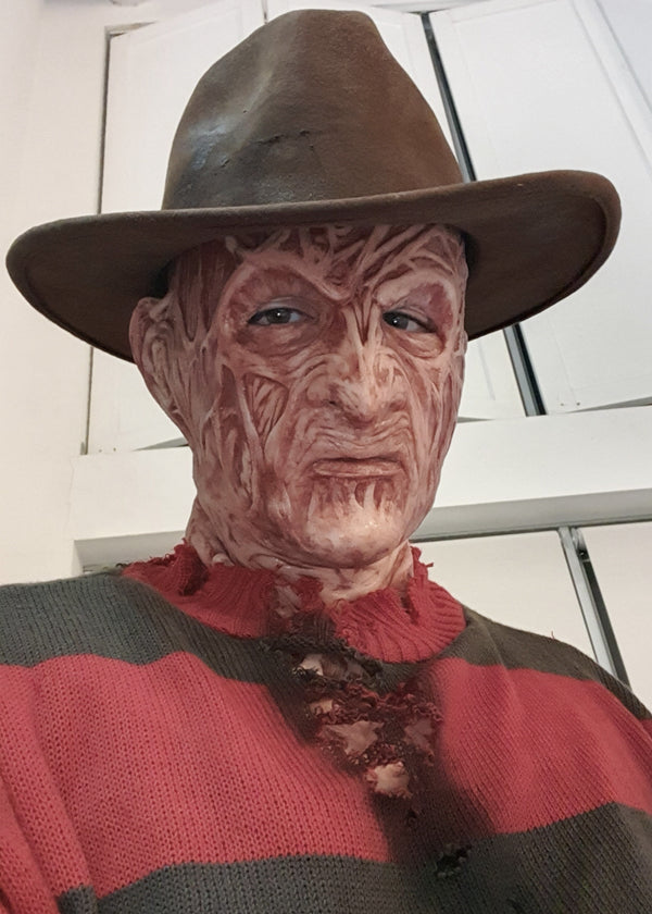 A Nightmare On Elm Street Deluxe Weathered Freddy Krueger Fedora