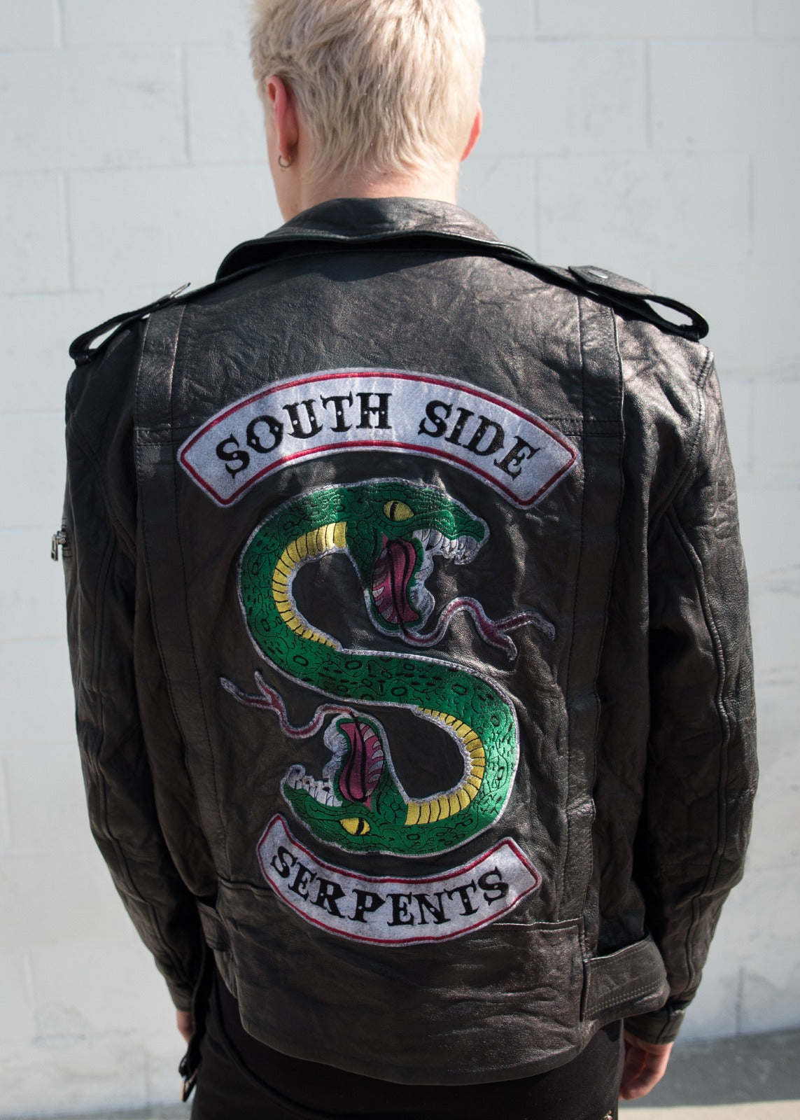 Buy Southside serpents Riverdale Leather Jacket Gang Official