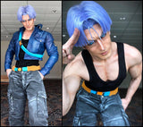 Future Trunks Leather Jacket Cosplay