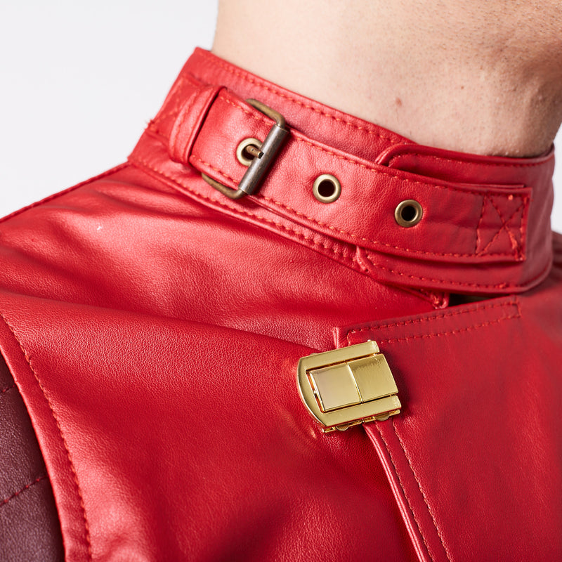 Buy Akira pill jacket buckles Manga Good for health